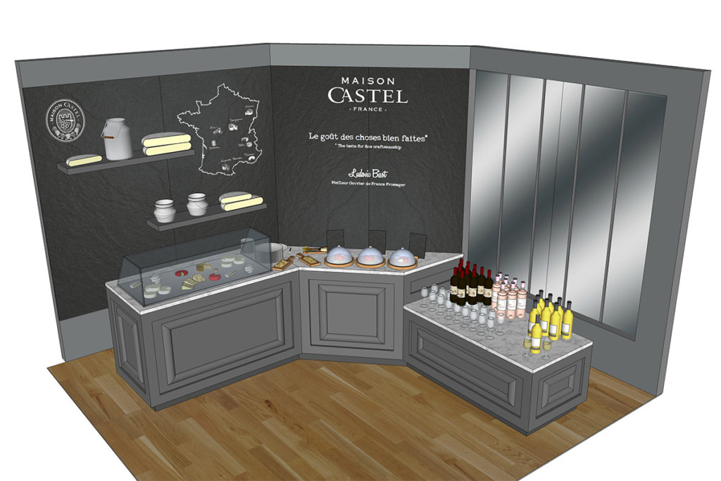 Maison Castel par Fairsquare Production