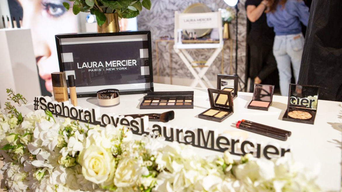 Sephora Press Day par Fairsquare 2