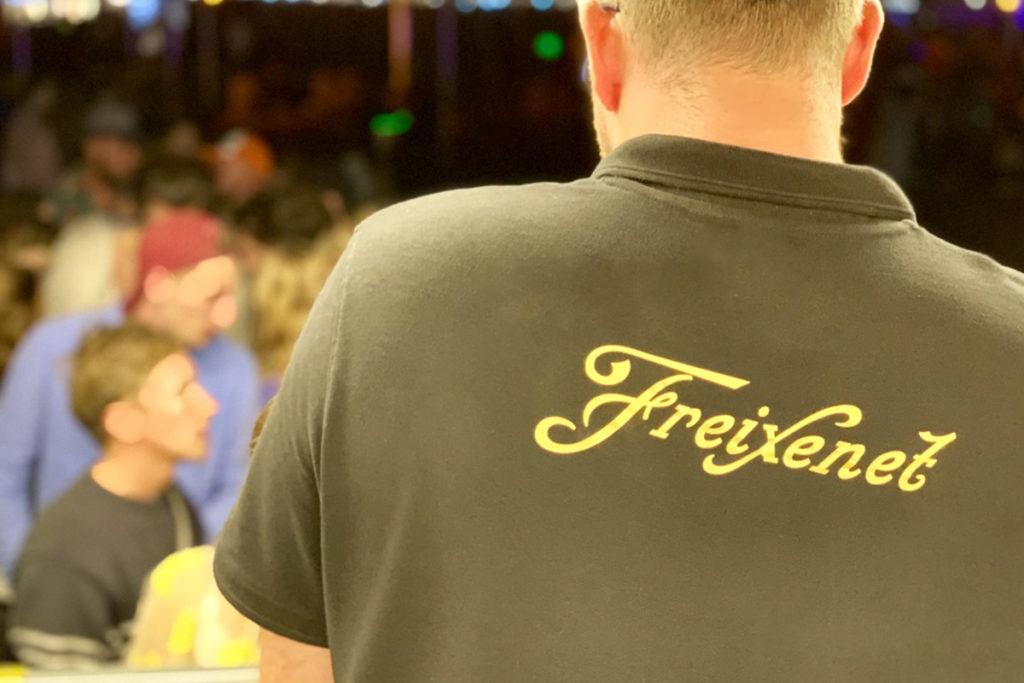 Freixenet est une des marques mises en valeur par Fairsquare