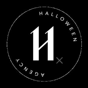 Logo Agence Halloween Négatif Partenaire Fairsquare